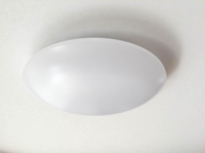 LEDキャンペーンのシーリングライト(ドーム)