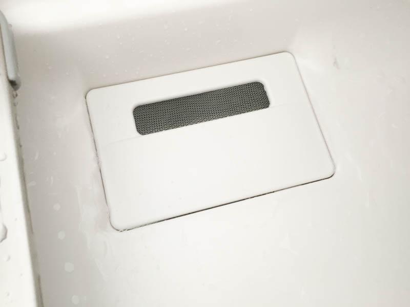 樹脂シンク-排水ネットのセット3