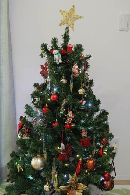 クリスマスツリーの想定位置3