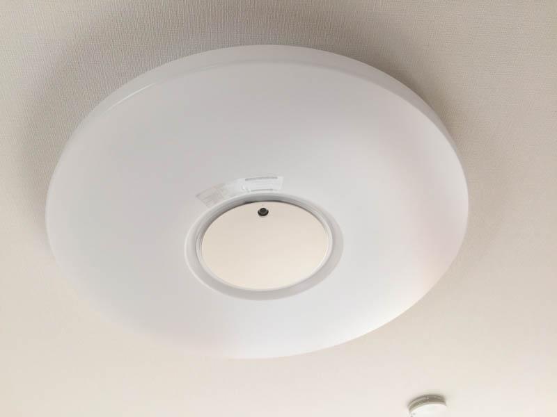 LEDキャンペーンのシーリングライト(スマート)