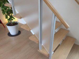階段オープンステアかすみ