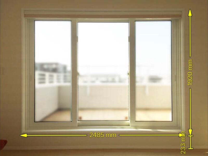 i-smartの窓サイズ 型番8661