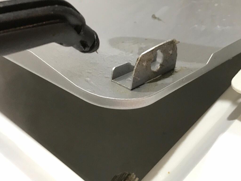 コンロ/レンジフードの掃除