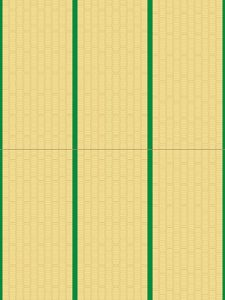 6畳の広さ/サイズ■3.0坪/9.94㎡