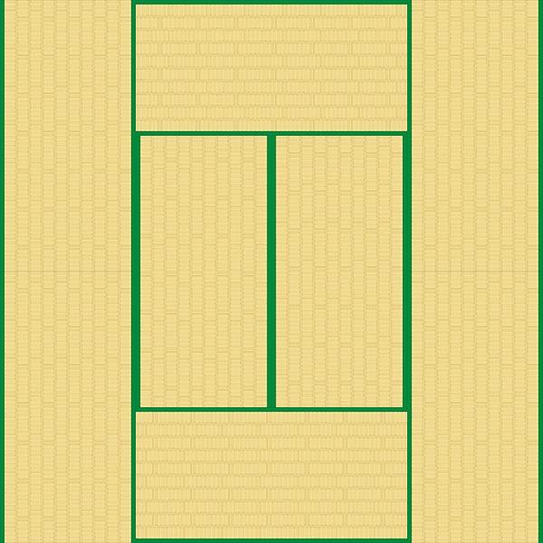 8畳の広さ/サイズ■4.0坪/13.25㎡
